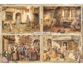 Pekáreň v 19. storočí