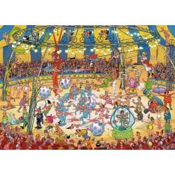Akrobatický cirkus