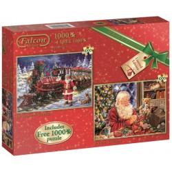 Santa Klaus - všetko pripravené