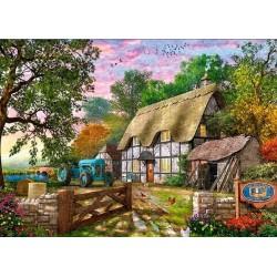 Farmárský domček