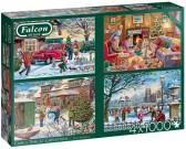 Rodina o Vianociach