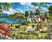 Farma v horách
