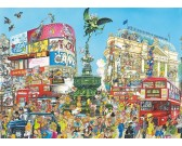 Puzzle Piccadily Circus