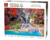 Vodopády Tt Kuang Si, Laos