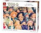 Kolekcia bábik