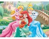 Princezná s psíkami - DETSKÉ PUZZLE