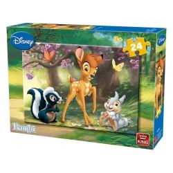 Bambi - DETSKÉ PUZZLE