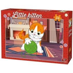 Malá mačička - DETSKÉ PUZZLE