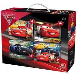 Cars 3 - DETSKÉ PUZZLE