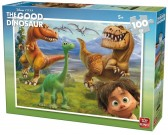 Dobrý dinosaurus - DETSKÉ PUZZLE