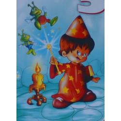 Malý kúzelník - DETSKÉ PUZZLE