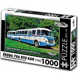 Bus Škoda 706 RTO KAR (1968)