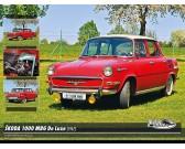 Škoda 1000 MBG De Luxe (1967)