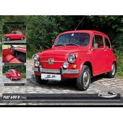 Fiat 600 D (1966)