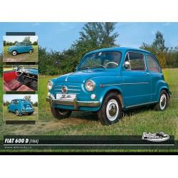 Fiat 600 D (1964)