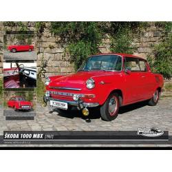 Škoda 1000 MBX (1967)