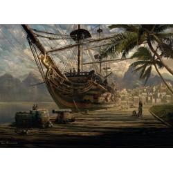 Kotviaca loď
