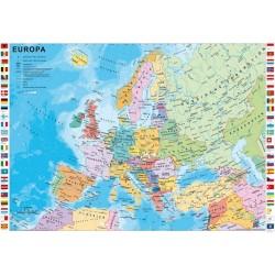 Politická mapa Európy