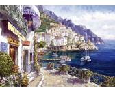 Popoludnie v Amalfi