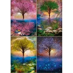 Strom - štyri ročné obdobia