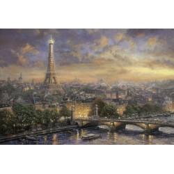 Paríž - mesto lásky