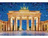 Berlín - koláž z fotiek