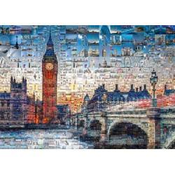 Londýn - koláž z fotiek