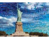 New York - koláž z fotier