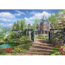 Dom v záhrade
