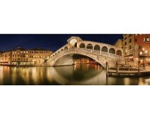 Most Rialto - PANORAMATICKÉ PUZZLE