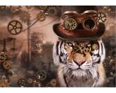 Tiger - Steampunk
