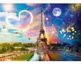 Paríž - deň a noc