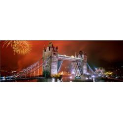 Puzzle Tower Bridge - PANORAMATICKÉ PUZZLE