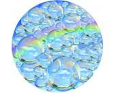 Mýdlové bubliny - OKRÚHLE PUZZLE