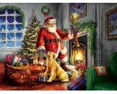 Santa Klaus - XXL PUZZLE