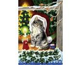 Vianočná mačka