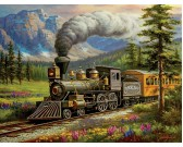 Vlak Rockland Express - XXL