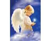 Anjelik s hviezdou - XXL