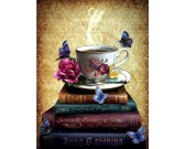 Čaj a knihy