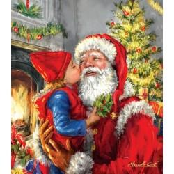 Vianočný bozk