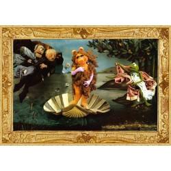 Muppets - Zrodenie Venuše