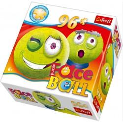 Zelený - FACEBALL