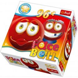 Červený - FACEBALL