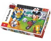 Mickey Mouse - futbal - DETSKÉ PUZZLE