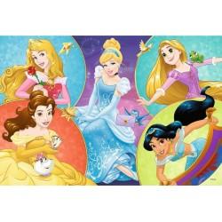 Päť princezien - DETSKÉ PUZZLE