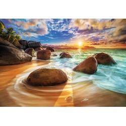 Pláž Samundra, India