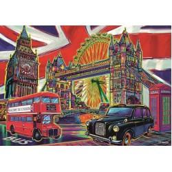 Farby Londýna