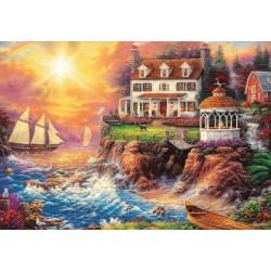Dom na útesu