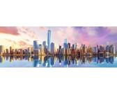 Manhattan, New York - PANORAMATICKÉ PUZZLE
