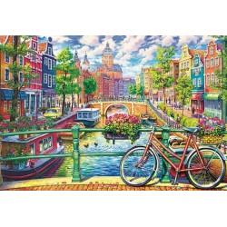 Amsterdamskůý kanál